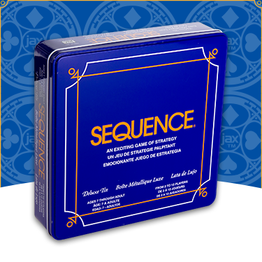 Deluxe Sequence Tin