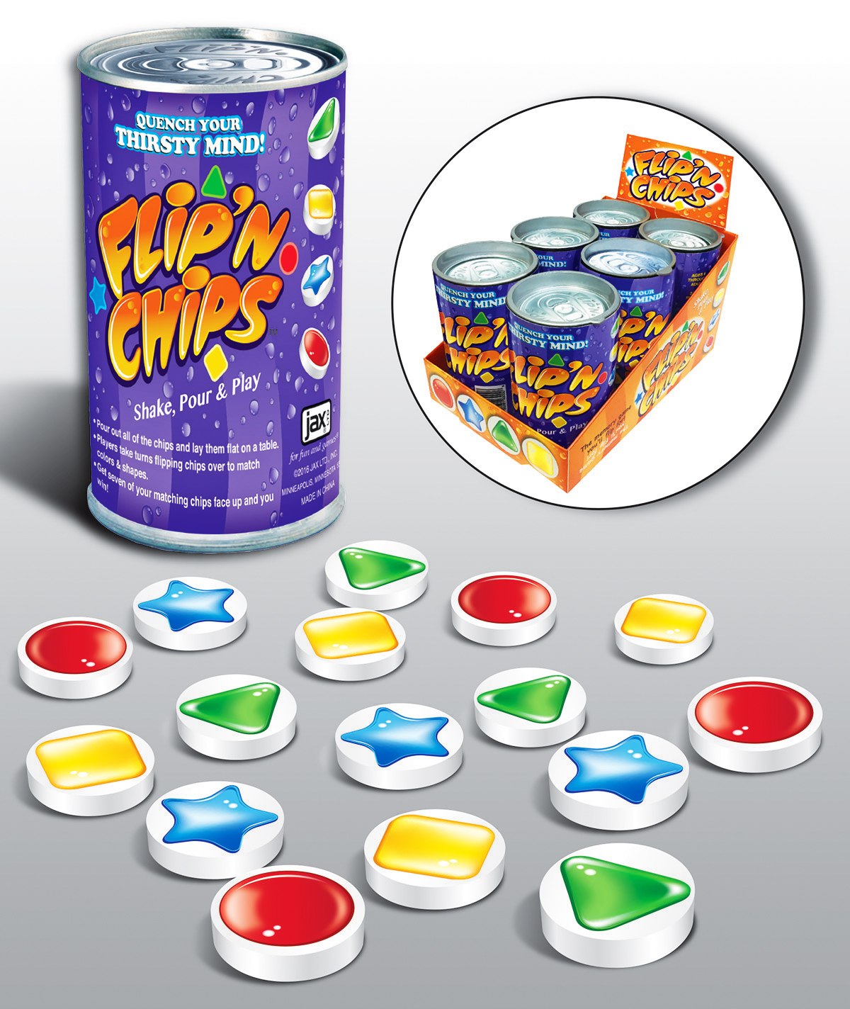 Flip'n Chips